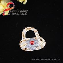 Éclats décoratifs en forme de verrerie en or léger pour enfants