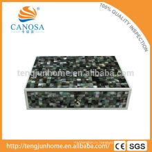 Отель Amenity Luxury Black Коробка для хранения перламутровской жемчужины