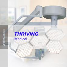 5 Light Head Shadowless Operating Lamp (Ajustar a temperatura de cor)