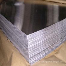 2024 folhas de telha usadas em liga de alumínio