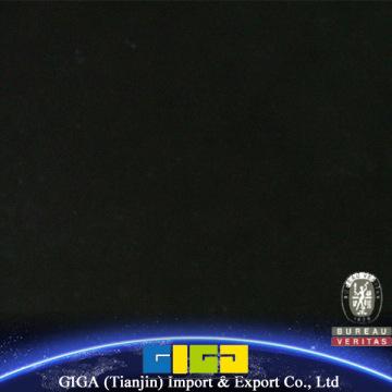 GIGA polished slab black granite worktop