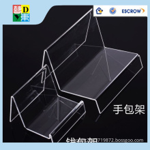OEM fashionable design acrylic mobile stand Display Holder acrylic products