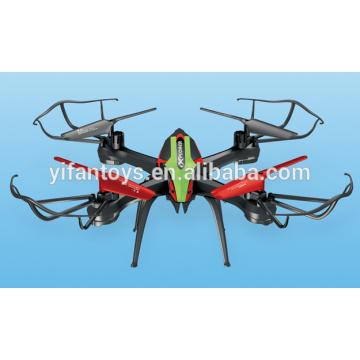 RQ77-10 Professional 2.4G 4CH 6 axes Gyro UFO RC Phantom Drone Quadcopter avec lumière