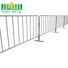 304 Stainless Steel Temporary Fence Crowd Control Barriers