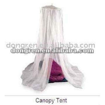 Nouvelle moustiquaire de style; tente de canopée toute moustiquaire décorative de couleur