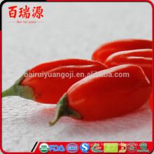 Manfacturer supply goji berry price
