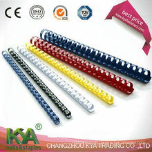 Plastic Binding Combs for Document Notebook and So on