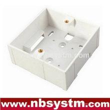 Back Box, für 86 Typ Face Platte, Größe: 86x86x36mm