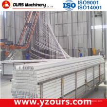 Aluminium-Profil-Lackieranlage / Pulver-Beschichtungsanlage