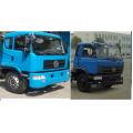 DONGFENG Teshang 180HP camion-citerne à carburant 12CBM
