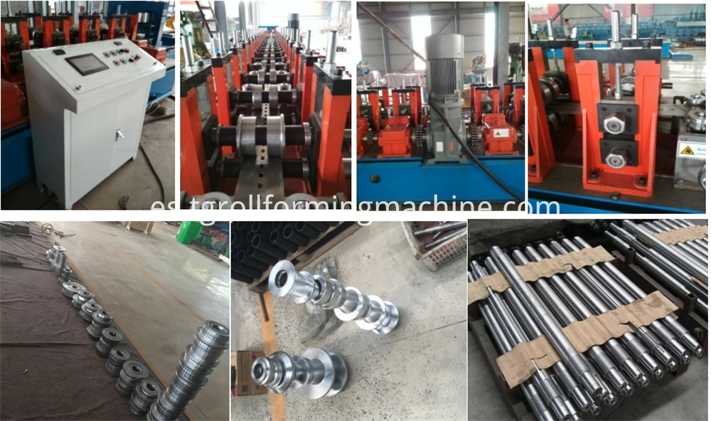 Mobile Shelving Storage Racking Forming Machine