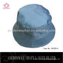 100% хлопок саржевого ведра шляпы дешевые фабричные джинсы питания
