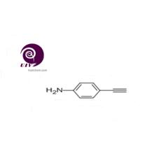 UIV CHEM high quality C8H7N 14235-81-5 organic intermediate 4-Ethynylaniline from china chemical factory