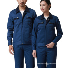 Wholesale Working Clothes Cotton Long Sleeves Safety Workwear
