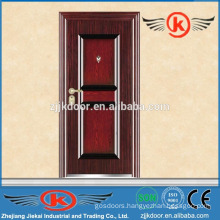 JK-S9207 Zhejiang wholesale hot selling steel security outter door