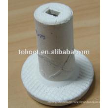 керамическая cuplocks шайбы и штыри для удержания керамического волокна одеяла на место
