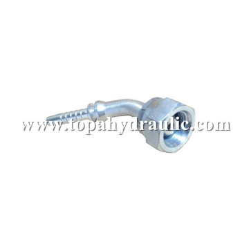 quick disconnect stainless steel hydraulic swivel fittings