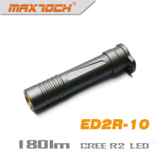 Maxtoch ED2R-10 aluminium AAA batterie sèche Cree LED R2 lampe de poche