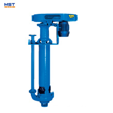 Heavy duty vertical sump small sand suction pump