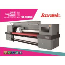 Icontek Tw-3308iu Hybrid UV Printer