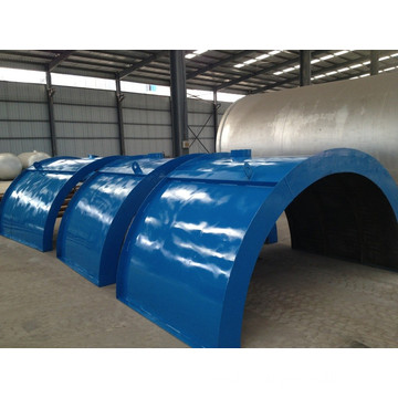 Lanning Carbon Rubber Tile Recycling Machine