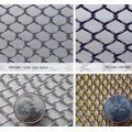 304 Stainless steel chain link metal wire mesh