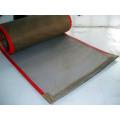 Высокотемпературная термостойкая лента из стекловолокна с покрытием из тефлона, покрытого тефлоном