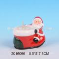 Titular de tealight de Navidad de promoción con forma de arranque