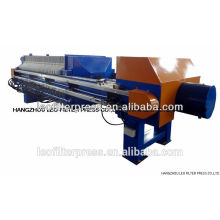 Leo Filter Press Oil Industry Filter Press for Different Oil Filtering Projects