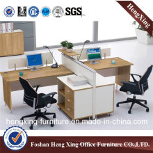 Woden Furniture L Shape Workstation Office Partition (HX-PT14043)