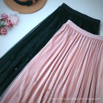 Frauen Mode Loose Princess Kleid