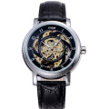 see-through case back parts automatic wrist watch