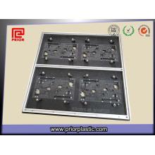 Paleta de soldadura personalizada con barra de aluminio