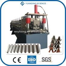 YTSING-YD-00050 Passed CE& ISO Roll Forming Machine for Top Hat/ Top Hat Purlin Forming Machine/ Top Hat Making Machine