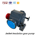 High temperature cast steel gear oil pump