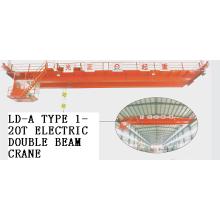 Grúa eléctrica de haz doble (LD-A TYPE 1-20T)