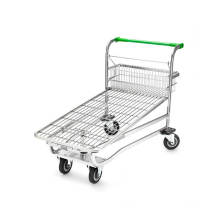 Supermarket Wire Shopping Trolley Cart
