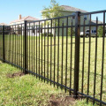 8 feet high metal ornamental fences palisade fence