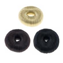 Ponytail Elastic Wrap Holder Hair Donut Bun (BUN-73)