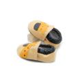 2018 Cute Cartoon Baby Walker Zapatos de cuero suave