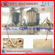 Holzbrecher wpc Fräsmaschine Kunststoff Holz Pulver Herstellung Maschine