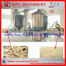 wood crusher wpc milling machine plastic wood powder making machine