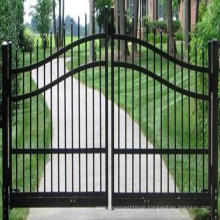 Wholesale best selling wrought iron gate , driveway door for sale