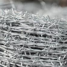 Clôture en fil de fer barbelé à bas prix Chine Vente chaude