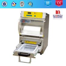 2015 Automatische automatische Grade Cup Sealing Machine (Tray Modell) Frg07