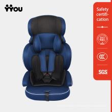 Assento de carro ECE R44 / 04 da criança do banco de carro do bebê aprovado