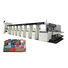 Machine d'impression et découpe d'emballage (0809)