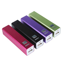 lipstick 2600mAh Power Bank Promotional Gifts