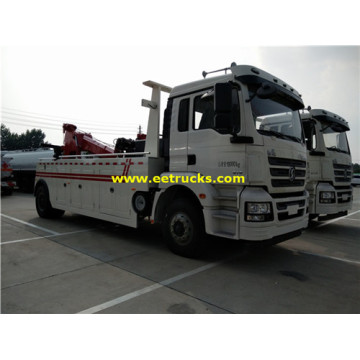 SHACMAN 12 Ton Heavy Duty Recovery Trucks
