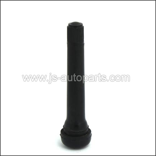 TR#423 Rubber Snap In Tubeless Tyre Valve